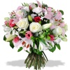 Same day delivery available with the Lampone Bouquet.