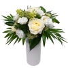 Same day delivery available with the Lucerna - Vase of Flowers