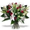 Same day delivery available with the Majesty Bouquet