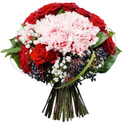 Same day delivery available with the Melusina Bouquet