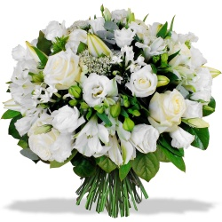 Same day delivery available with the Galante Bouquet