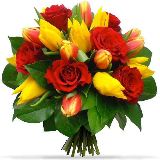 Same day delivery available with the Panache Bouquet