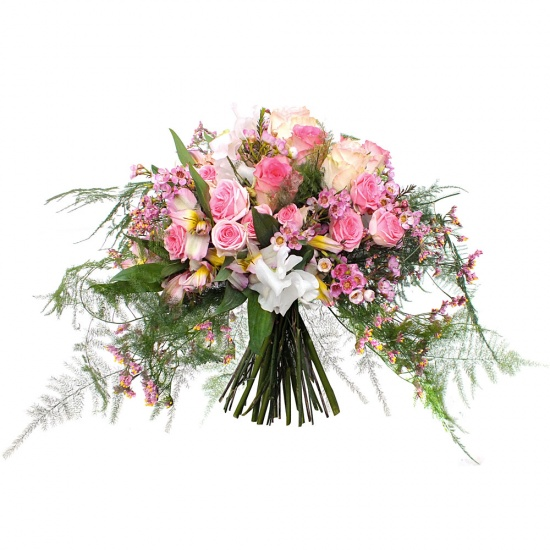 Same day delivery available with the Insurgent Bouquet
