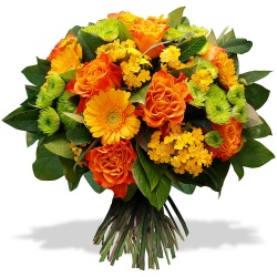 Same day delivery available with the Wild Bouquet.