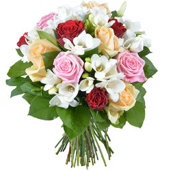 Same day delivery available with the Hollywood Bouquet