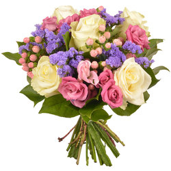 Same day delivery available with the Portobello Bouquet