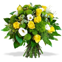 Same day delivery available with the Gran Canaria Bouquet