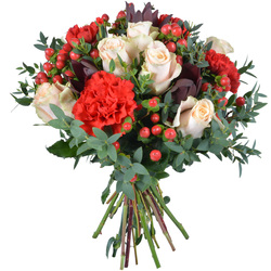 Same day delivery available with the Rocher Bouquet