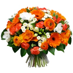 Same day delivery available with the Tonic Bouquet.