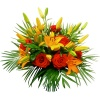 Same day delivery available with the Tropical Bouquet