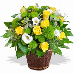 Same day delivery available with the Gran Canaria Arrangement