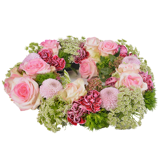 Same day delivery available with the Soul Funeral Wreath