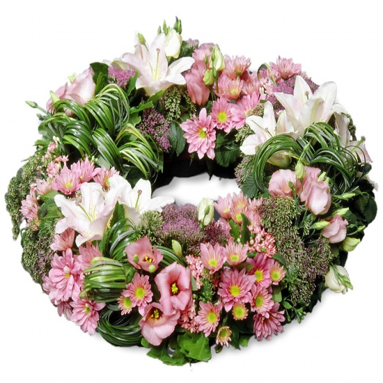 Same day delivery available with the Altare - Funeral Wreath