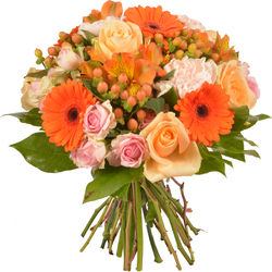 Same day delivery available with the Ambrosia Bouquet
