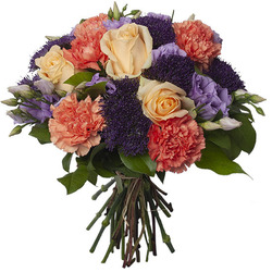 Same day delivery available with the Fairy´s Forest Bouquet
