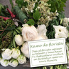Same day delivery available with the Florist Choice - White