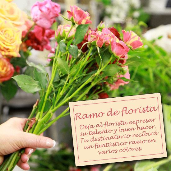 Same day delivery available with the Florist Choice - Colors