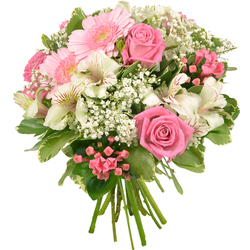 Same day delivery available with The Parfum Bouquet