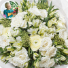 White Florist's Bouquet
