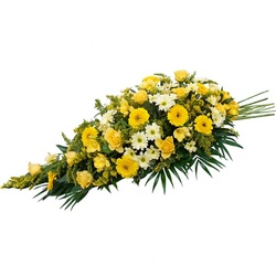 Same day delivery available with the Simpathia - Funeral Spray