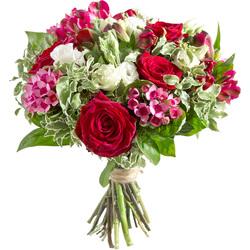 Envio De Ramo De Flores Blancas A Domicilio En 4h Teleflora Es