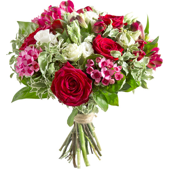 Same day delivery available with the Glamour Bouquet