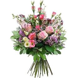 Same day delivery available with the Happy Wife Bouquet.