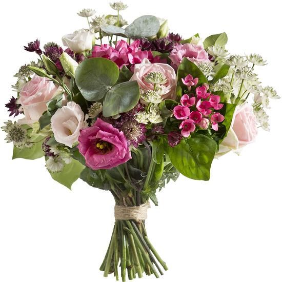 Same day delivery available with the Innocence Bouquet