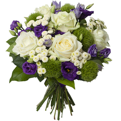 Same day delivery available with the Dragonfly Bouquet