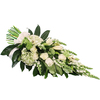 Same day delivery available with the Liberi Funeral Bouquet