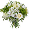 Same day delivery available with the Moonlight Bouquet