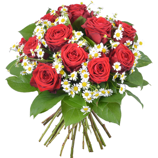 Same day delivery available with the Do not leave me Bouquet