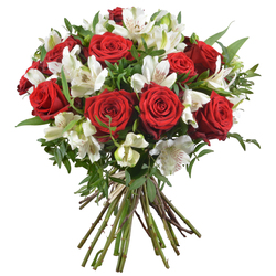 Same day delivery available with the Regina Bouquet