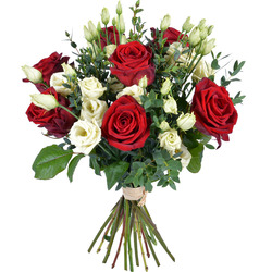 Same day delivery available with the Soprano Bouquet