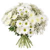 Same day delivery available with the  Memories Funeral Bouquet