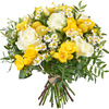 Same day delivery available with the Vanilla & Chantilly Bouquet