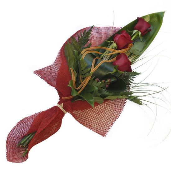 Same day delivery available with Saint George´s Rose